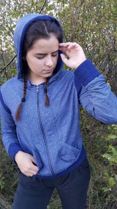 Zobha Kiedis hoodie