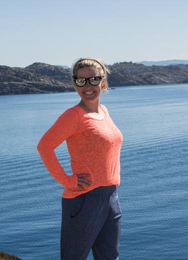 Mitchi long Sleeve genser dame