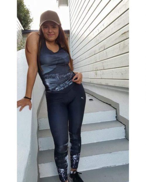 Puma Shatter treningstights dame