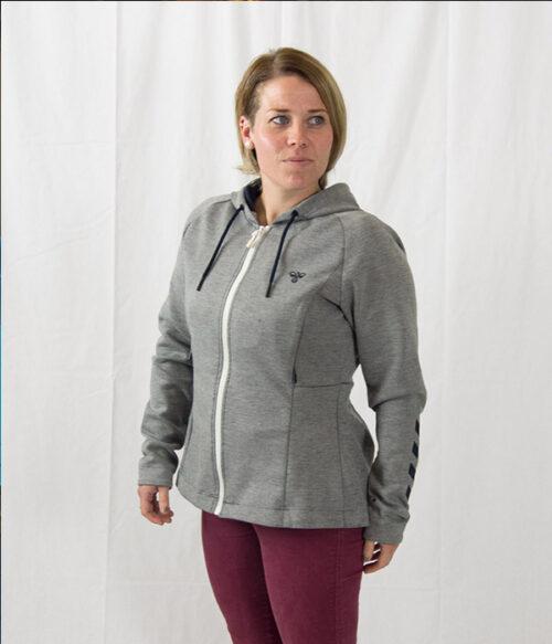 Hummel Soraya zip hoodie