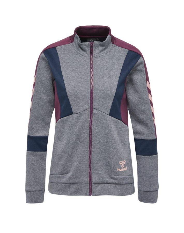 Hummel Merkur zip jakke - sportyspice.no