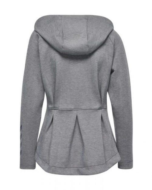 Hummel Soraya zip hoodie dame-bak