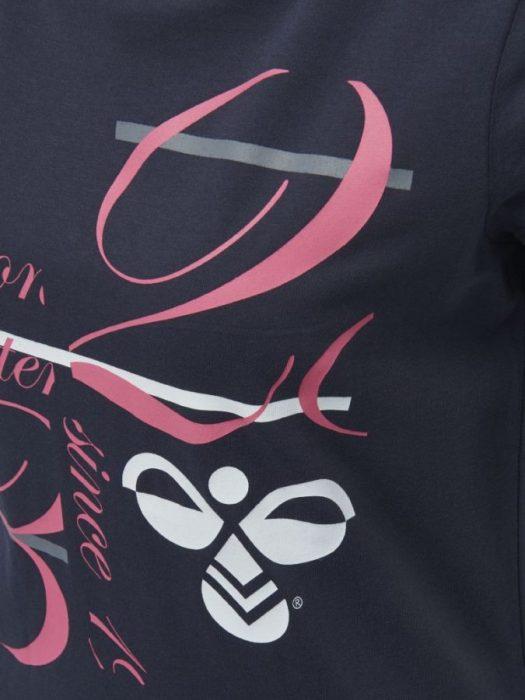 Hummel Kristine t-skjorte dame closeup