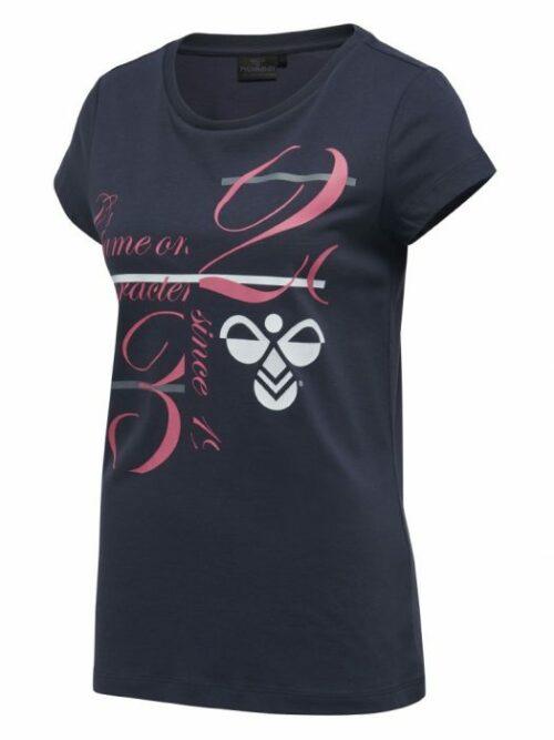 Hummel Kristine t-skjorte dame dark side