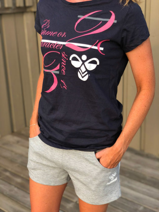Hummel-Kristine-t-skjorte