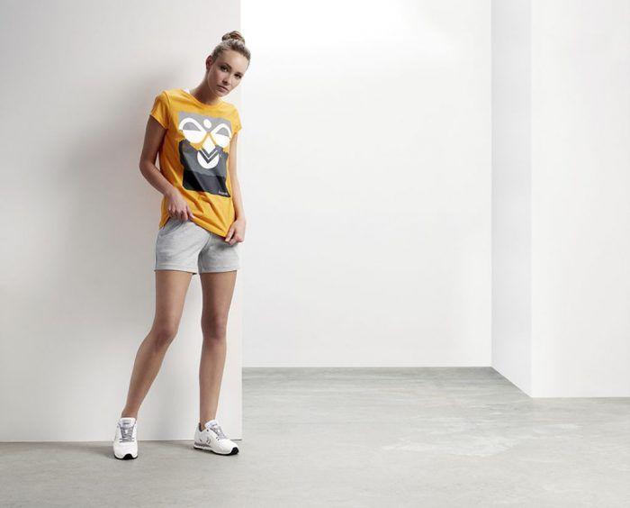 Hummel Withley Shorts dame photoshoot