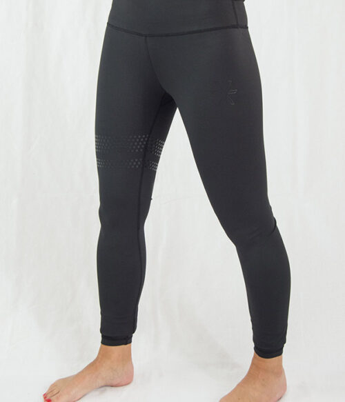 Bara black shape tights framme