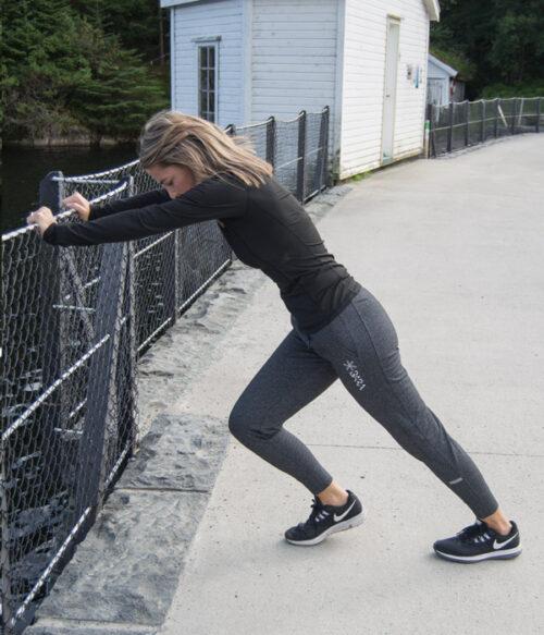 Bara premium joggebukse trekker ut