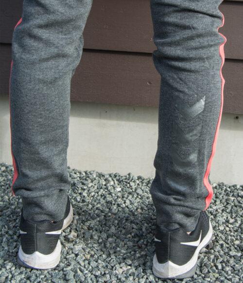 Hummel Rovic bukse detalj på legg