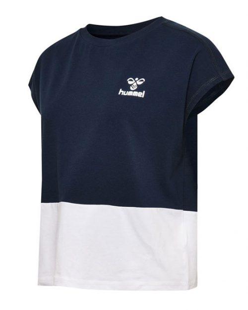 Hummel Julia t-skjorte SS siden