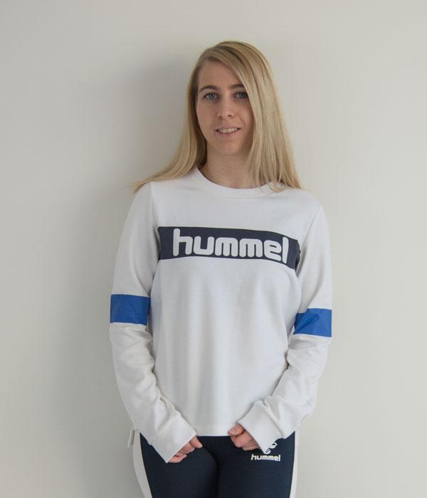 Hummel Olivia Genser Grå sportyspice.no