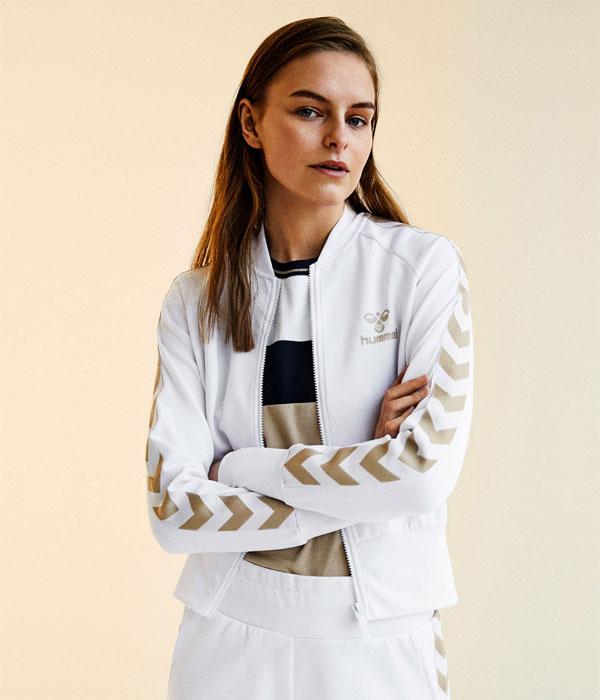 HUmmel Maria jakke modell