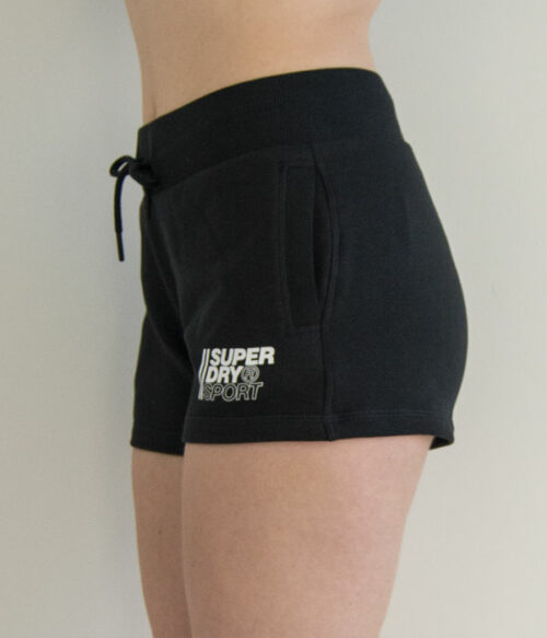 Superdry core sport shorts siden