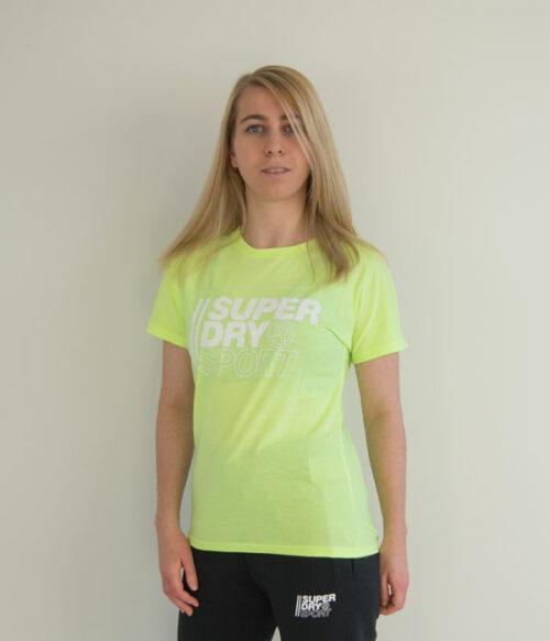 Superdry Graphic t-skjorte framme