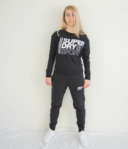 Superdry core sport joggebukse