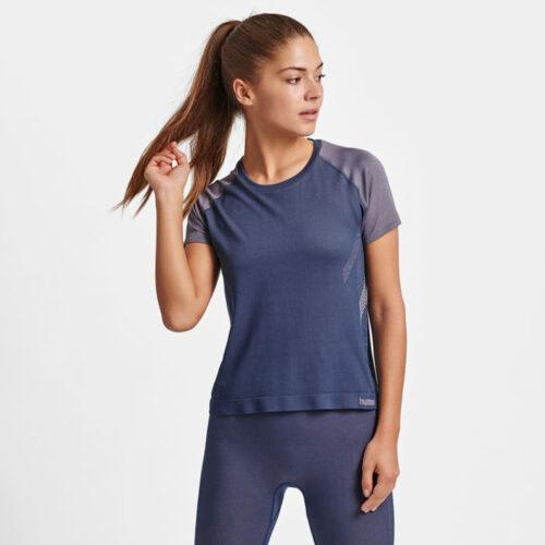 Hummel Calypso seamless t-shirt ss