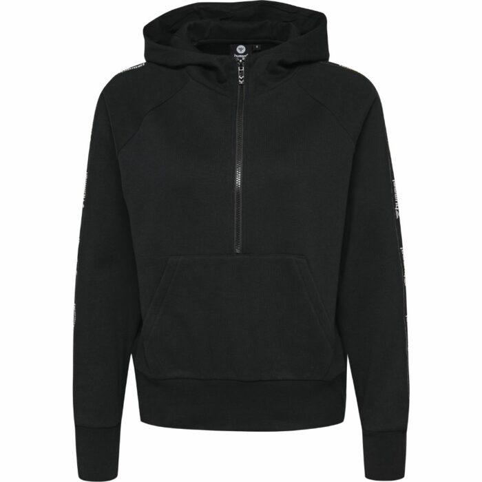 Hummel vela zip hoodie framme