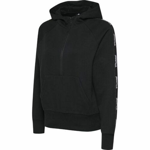 Hummel vela zip hoodie siden