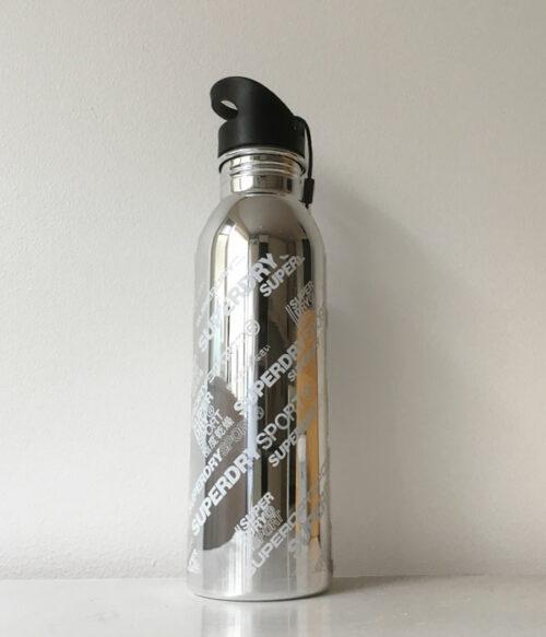 Superdry super steel flaske