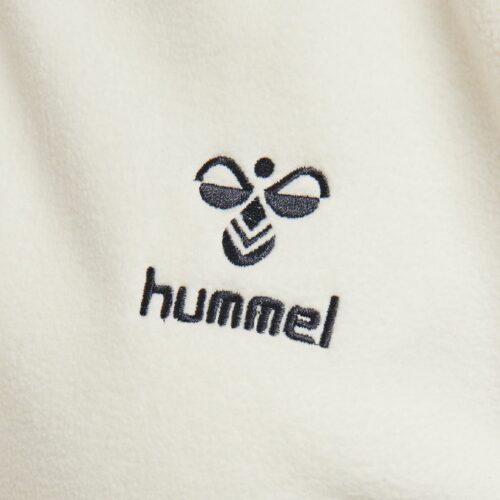 Hummel alma fleece genser logo