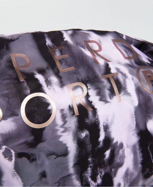 Superdry sport bag close up
