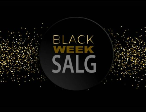 Black Week 2019 hos SportySpice starter nå!