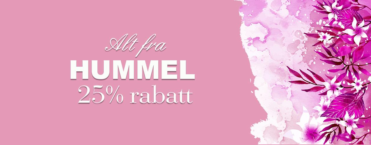 Alt fra Hummel minst 25% rabatt