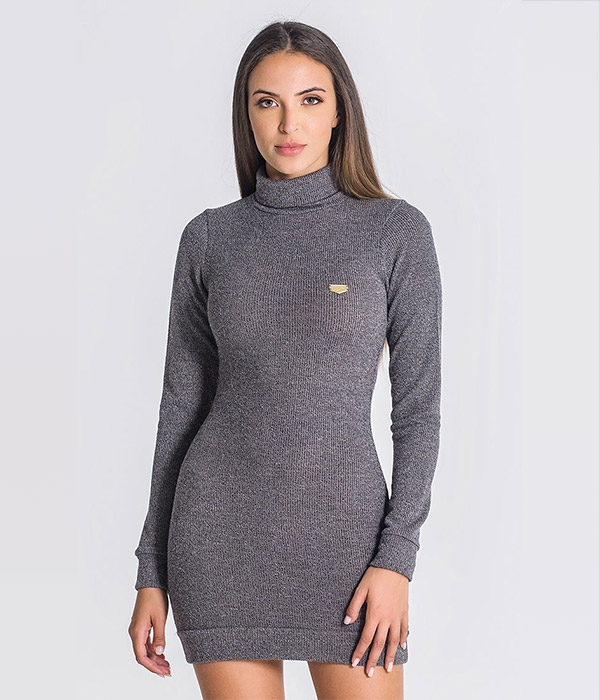 Gianni-Kavanagh Grey Core kjole framme